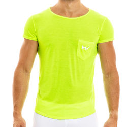 "Футболка ""Peace T-shirt - Lime"""