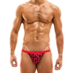 "Плавки - танга ""Labyrinth Tanga Brief - Red"""