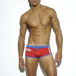 "Плавки-боксеры ""Europe Short Boxer - Red"" (SALE!)"