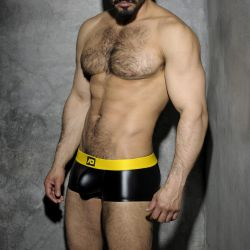 "Трусы-боксеры ""Fetish Rub Boxer - Yellow"" (SALE!)"