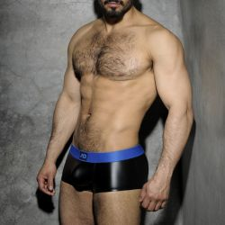 "Трусы-боксеры ""Fetish Rub Boxer - Royal Blue"""