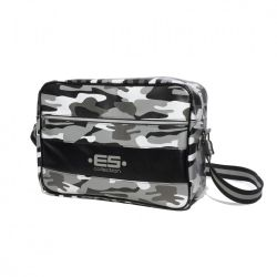 "Сумка мужская ""Camo Crossbody Bag - Charcoal"""