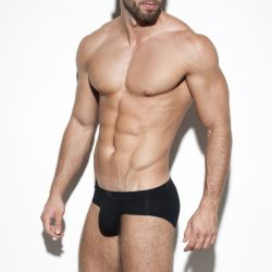 "Трусы-брифы ""Second Skin Basic Brief - Black"""