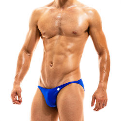 "Плавки - брифы ""Bodybuilding Low Cut Brief - Blue"""