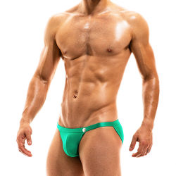 "Плавки - танга ""Bodybuilding Tanga Brief - Green"""