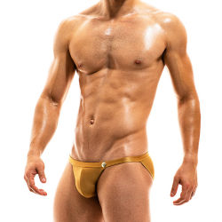 "Плавки - танга ""Bodybuilding Tanga Brief - Gold"""