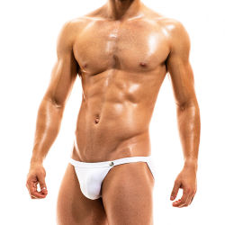 "Плавки - танга ""Bodybuilding Tanga Brief - White"""