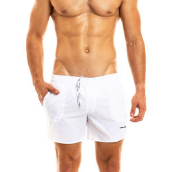 "Плавки - шорты ""Capsule Swimwear Short - White"""