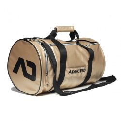 "Сумка спортивная ""AD Gym Round Bag - Gold"""
