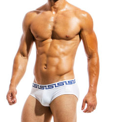 "Плавки - брифы ""Meander Brief - White"""